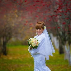 Wedding photographer Mariya Zakharenko (Marusska). Photo of 20.10.2013