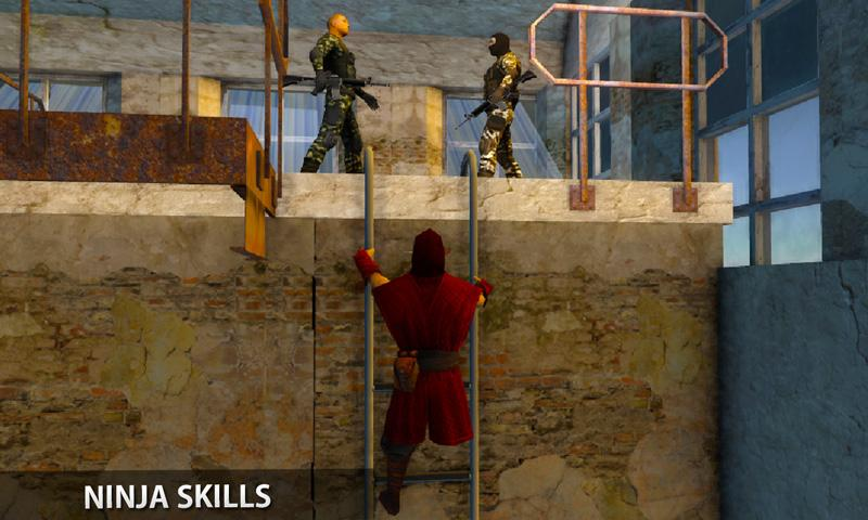 Ninja Assassin Prison Escape- screenshot