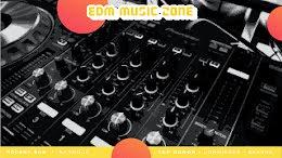 EDM Zone - Twitch Overlay item