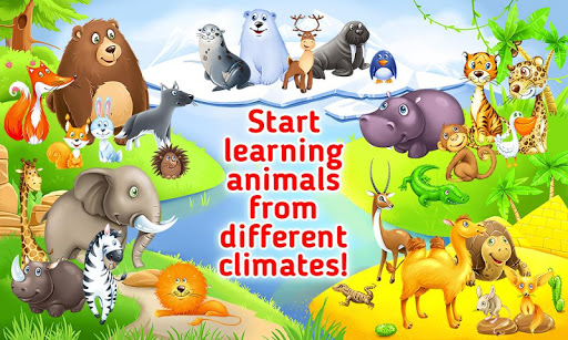 Learning Animals for Toddlers - Educational Game 1.1.3 screenshots 1