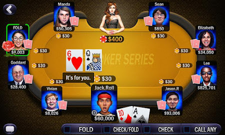 Texas Holdem - Poker Series 1.0.4 screenshot 8761