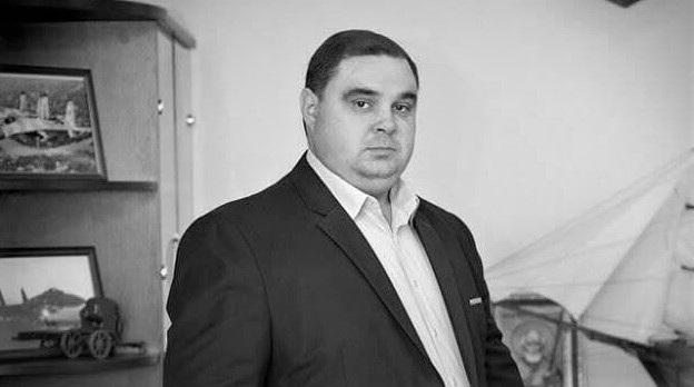 Адвокат Андрей Мука