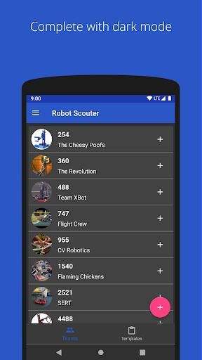 robot scouter - frc scouting screenshot 2