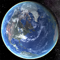 Earth Planet 3D live wallpaper icon
