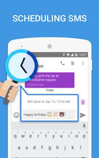 SMS+, messaggi smart su Android