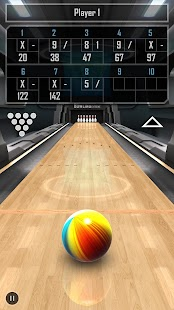Bowling 3D Extreme Screenshot