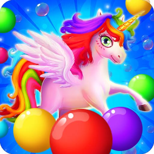 Unicorn Bubble Legend
