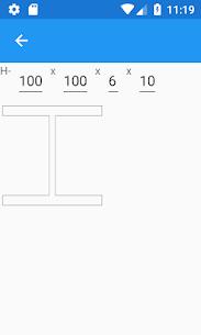 Structure Calculator 1.0.2.1 APK + MOD (Unlocked) 3