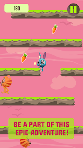 Speedy Bunny: Run, Jump & Tilt screenshot 3