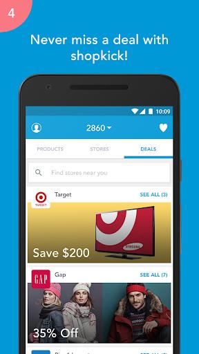 shopkick: Rewards & Deals