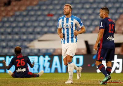 Trois Belges sur le terrain lors de la victoire d'Huddersfield sur Fulham