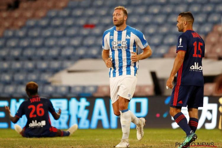 Coupe de la Ligue anglaise : Dendoncker victorieux au contraire d'Isaac Mbenza et de Laurent Depoitre