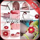 Crochet Flower Tutorial icon