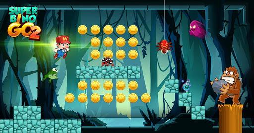 Super Bino Go 2 - New Game 2020 apkdebit screenshots 4