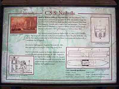Read the Plaque - C S S  Nashville