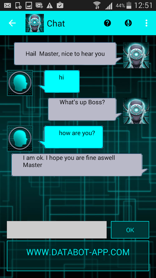 DataBot Assistant- screenshot