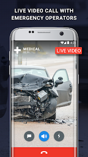 Reporty - Emergency Video Calls- screenshot thumbnail