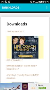 JAIIB Exam Study - náhled