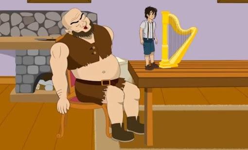 جاك و نبتة الفاصوليا - رسوم متحركة - قصص الاطفال - náhled