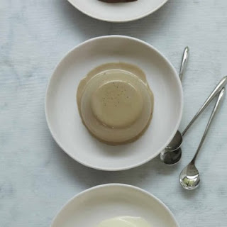 Coffee Panna Cotta.