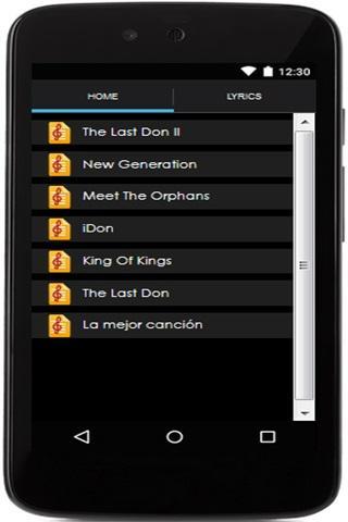 玩生活App Wangsa : Don Omar免費 APP試玩