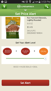 Lunds and Byerlys - screenshot thumbnail