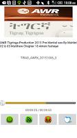 Screenshot of AWR Tigrigna Radio