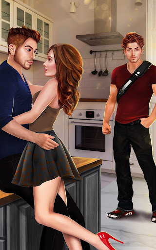 Elmsville Love Story Game - Real Life Choices Sim filehippodl screenshot 20