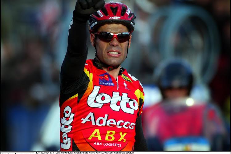 Peter van Petegem Omloop 2002