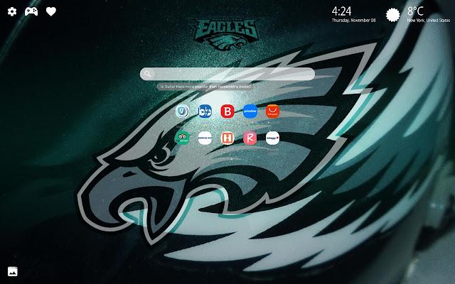 NFL Teams Wallpaper HD New Tab