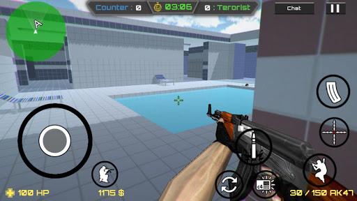 Critical Strike CS 2 GO Online Counter FPS Game screenshot 1