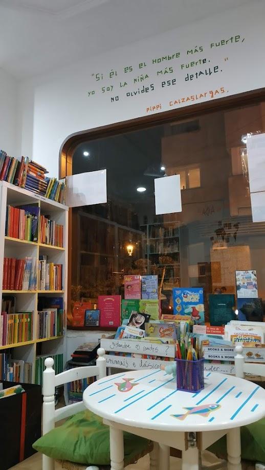 Foto Aida Books&More Vigo 2