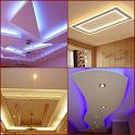 gypsum ceiling design icon