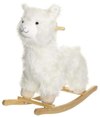 Teddykompaniet Gungdjur Lama