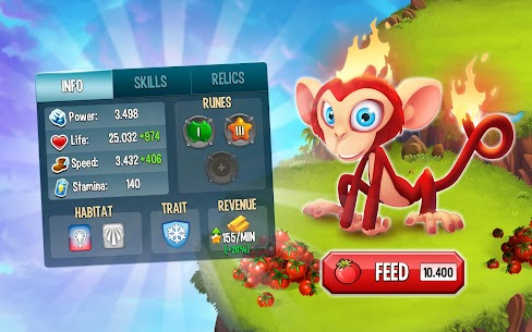 Monster Legends Mod Apk Download For Andoid and Iphone 7