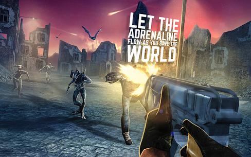 تحميل لعبة ZOMBIE Beyond Terror v1.80 للأندرويد آخر إصدار 3
