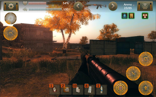 The Sun Evaluation: Post-apocalypse action shooter apkpoly screenshots 3