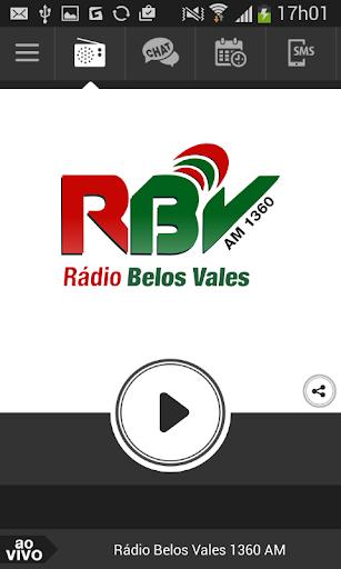 Rádio Belos Vales 1360 AM