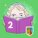 Bedtime stories with grandma 2 icon