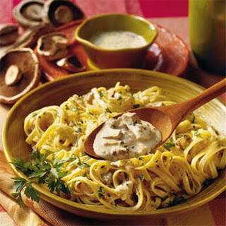 Vegetarian Pasta With Alfredo Sauce Recipes.