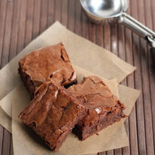 Chewy-Dense Brownies