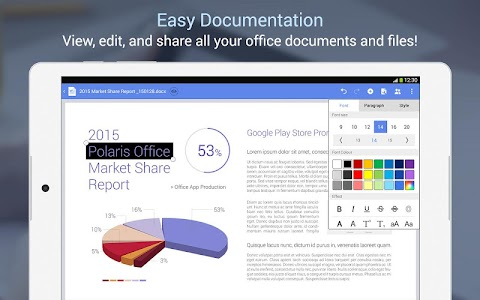 Polaris Office + PDF v5.5.0