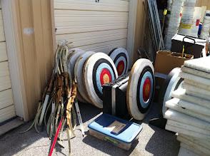 Photo: Archery gear