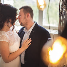 Wedding photographer Danil Tikhomirov (daniltihomirov). Photo of 09.07.2018