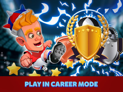 Head Soccer Russia Cup 2018: World Football League - screenshot