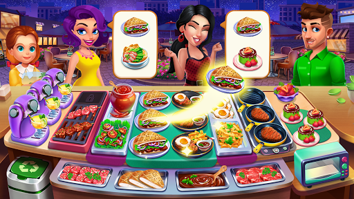 Cooking Sizzle: Master Chef apkpoly screenshots 5