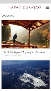 Japan Curator - náhled