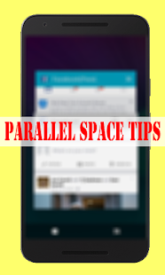 Multi Accs Parallel Space Tips screenshot