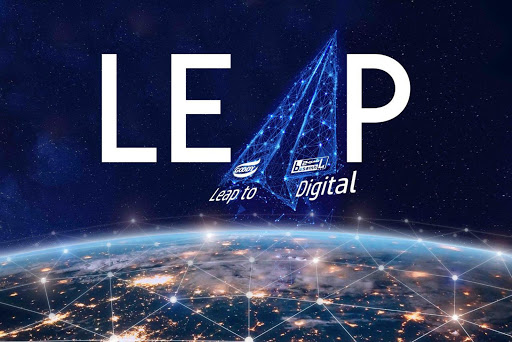 Screenshot for Leap To Digital in United States Play Store