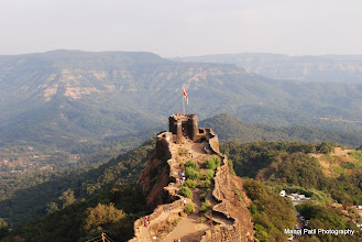 Photo: Pratapgad...Hope some day we will get this photo which out the human ..... I have hope...